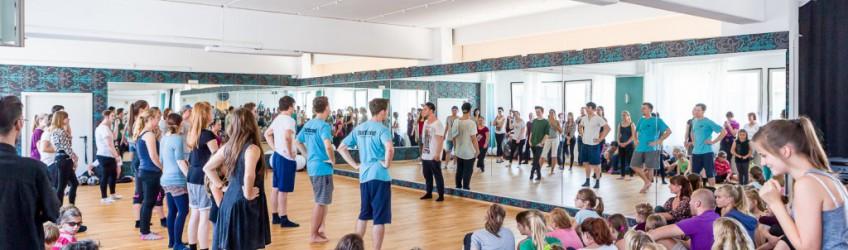 Hellersdorf tanzt – im Dancestudio OUTFACED