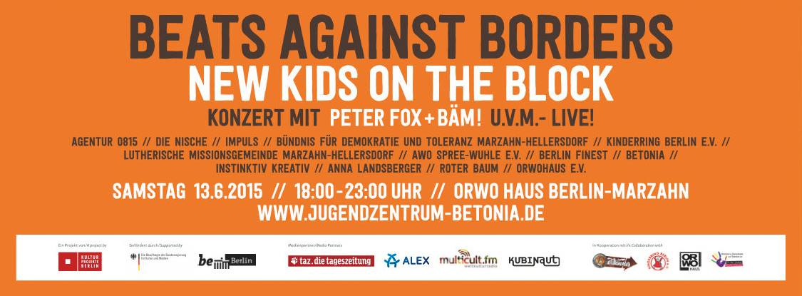 Beats against Borders – ein kleiner Nachruf