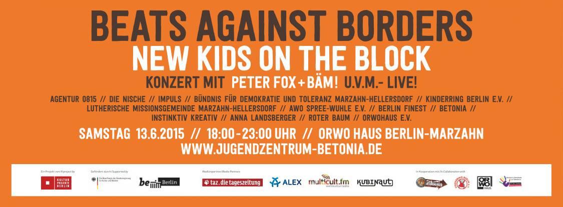 Beats against Borders – ein kleiner Nachruf