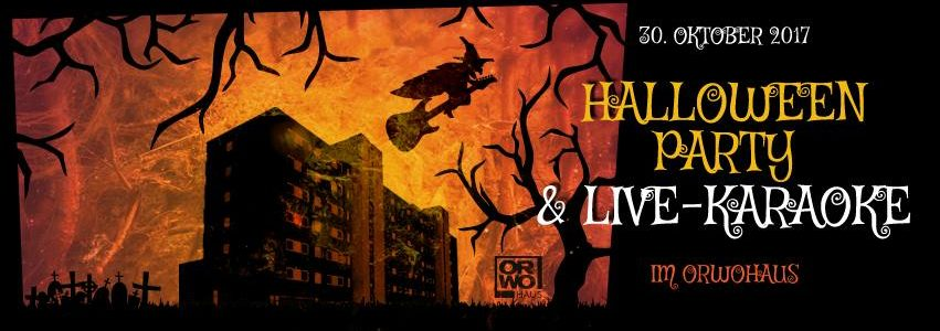 Halloween im ORWOhaus