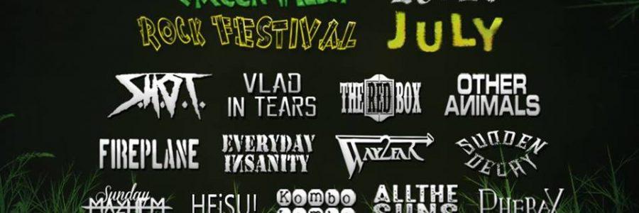 Green Valley Rock Festival