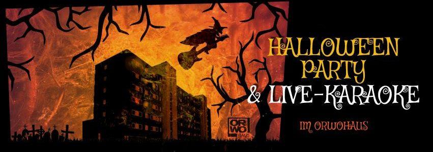 Halloween Party & Live Karaoke