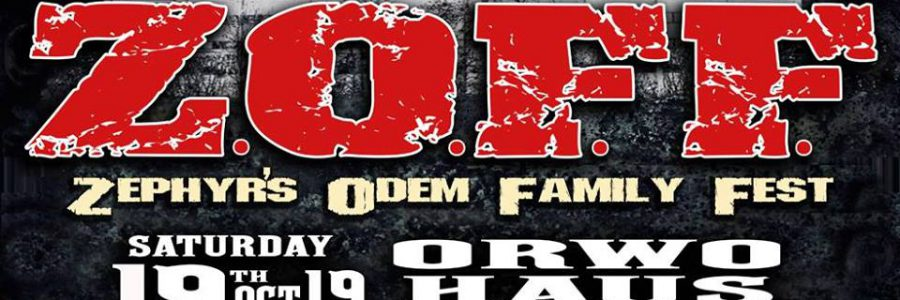 ZOFF – Das Zephyr's Odem Family Fest 2nd Edition