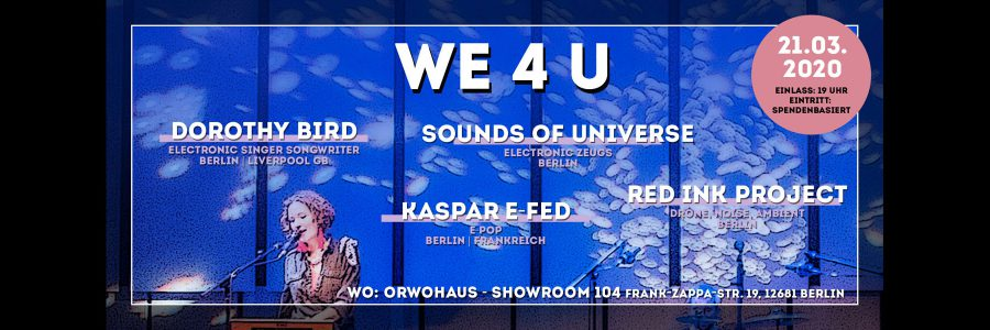 WE 4 U